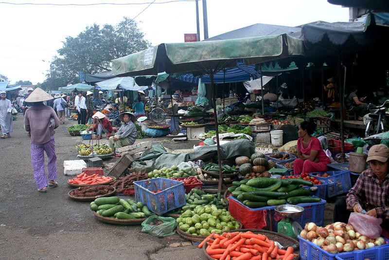 112 Dong Ba Market, Hue