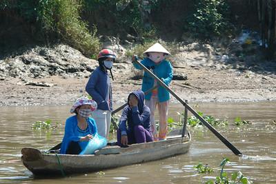 Вьетнам. Река Меконг. Фотоколллекция - Валерий Гаркалн