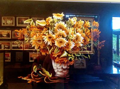 Шелк и цветы южного Вьетнама