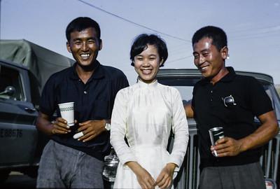 Korean linemen, Qui