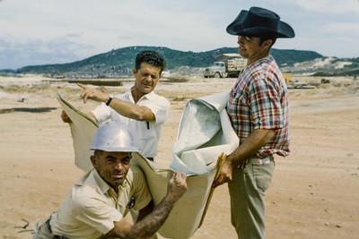 Tony, Lamont, Gabe