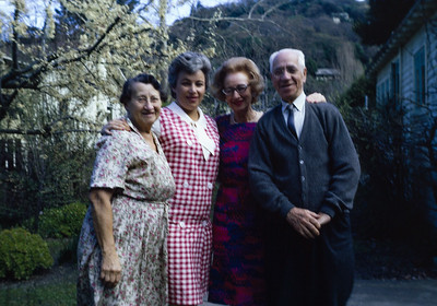 Celia, Sheila, Perl, and Harry