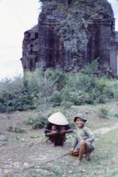 Hindu Ruins