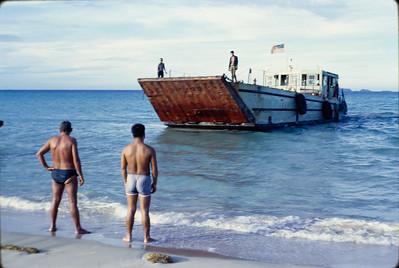 Liberty boat