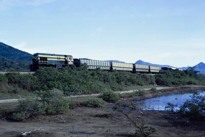 Train to Phan Rang