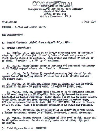 4-21 S-2 Reports-July-August 1970