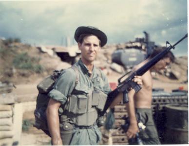 Me, Sgt Alex