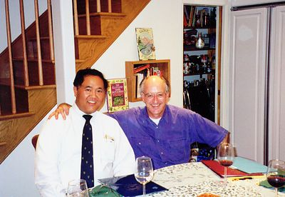 Alan Brinton and Woody Harano 2001