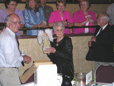 Ann opening gift