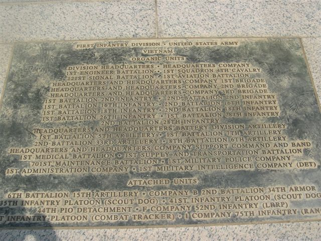 1st Division Memorial 2
