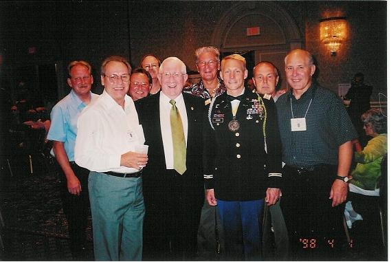 group shot at 16th c.p. - Ray Hahn photo
