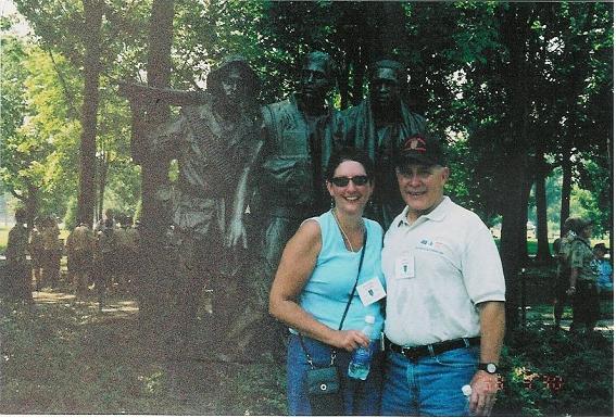 Jenette and Rick Airoldi - Ray Hahn photo