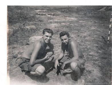 L  Ron Wadas & Ray Hahn