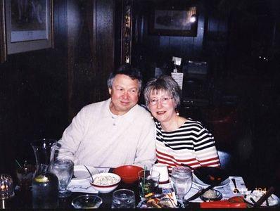 Tom and Jenine Webb 2004