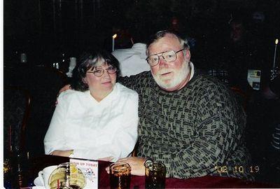 Don Oberkiser and wife Karen Now