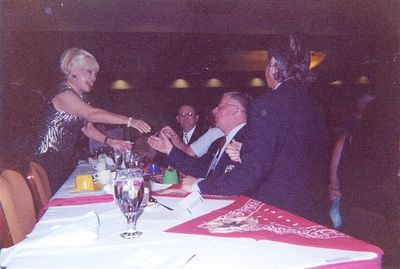 Chris Noel at BRO Reunion Reno 2003