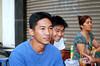 Young man in Saigon