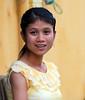 Girl in Hoi An, Vietnam, in March 2008