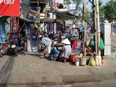Saigon, Vietnam, photographed in March 2008