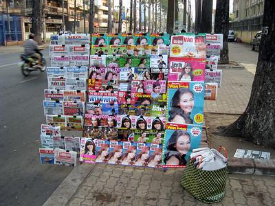 magazines for sale in Saigon