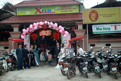 A wedding in Hue, Vietnam, in March 2008