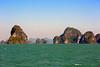 Spectacular Karst scenery in Ha Long Bay, Vietnam