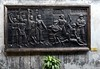 Mural, 'Hanoi Hilton' prison museum, Hanoi, 7 March 2018 2.
