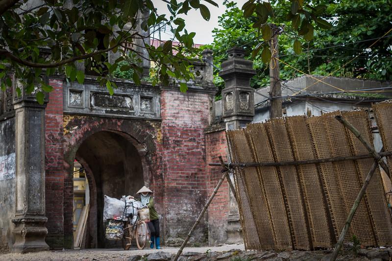 Hanoi and Tan Hoa Rice Paper Village