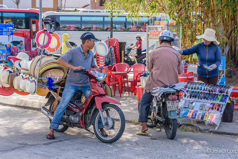 Traveling Sales People