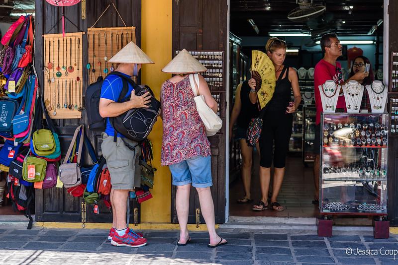 Tourist Shopping
