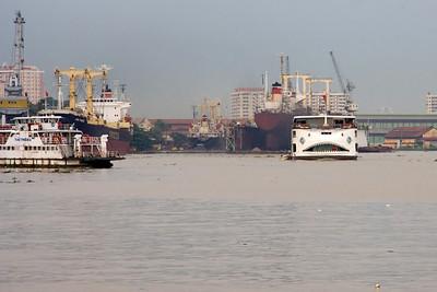 Hydrofoil to Ho Chi Minh