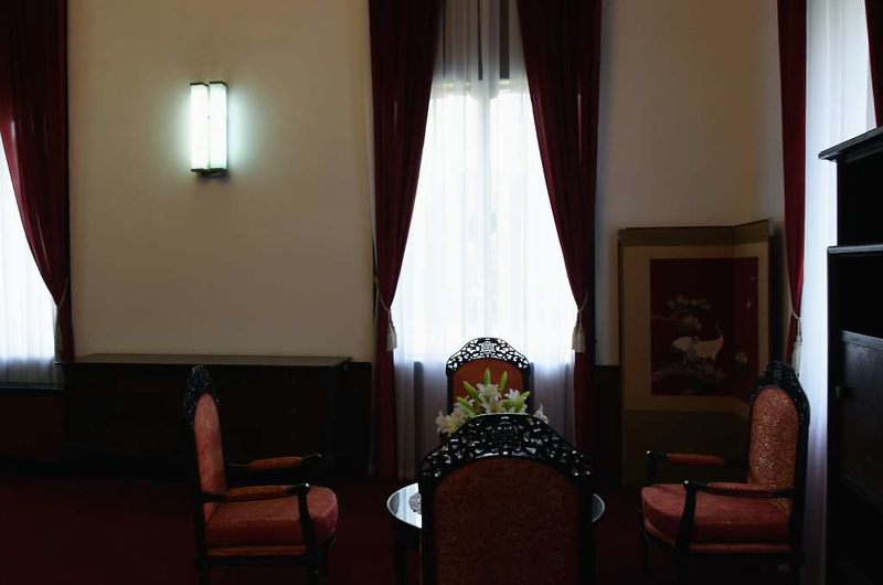 Presidential office, Independence Palace, Ho Chi Minh City, 13 March 2018 3.