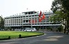 Independence Palace, Ho Chi Minh City, 13 March 2018.  A last look.