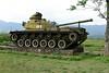 M48 tank, Khe Sanh combat base, 9 March 2018.