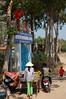 Vietnam - Cambodia  border crossing.