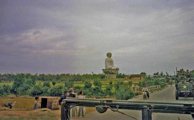 Buddha in Da Nang