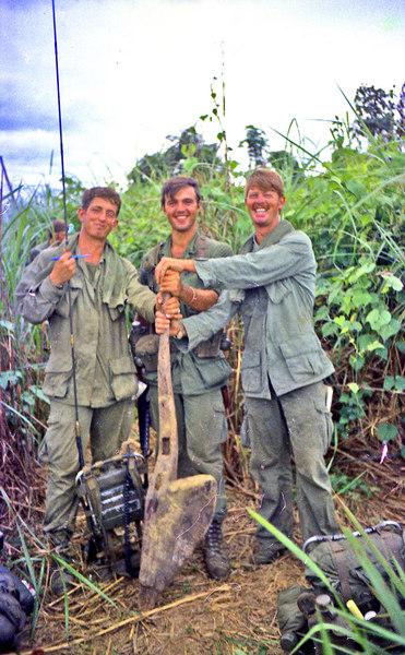 Found a wooden plow. RTO, Evans, Eccleston
