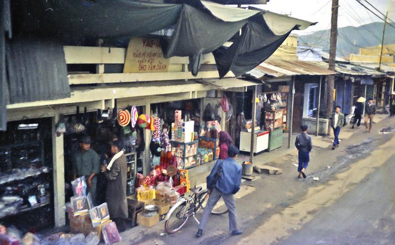 A shop in Da Nang.