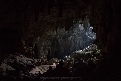 This is terrible, I am not sure what cave this one is. I think it is the exit to Hang Ton cave but I will get that confirmed.