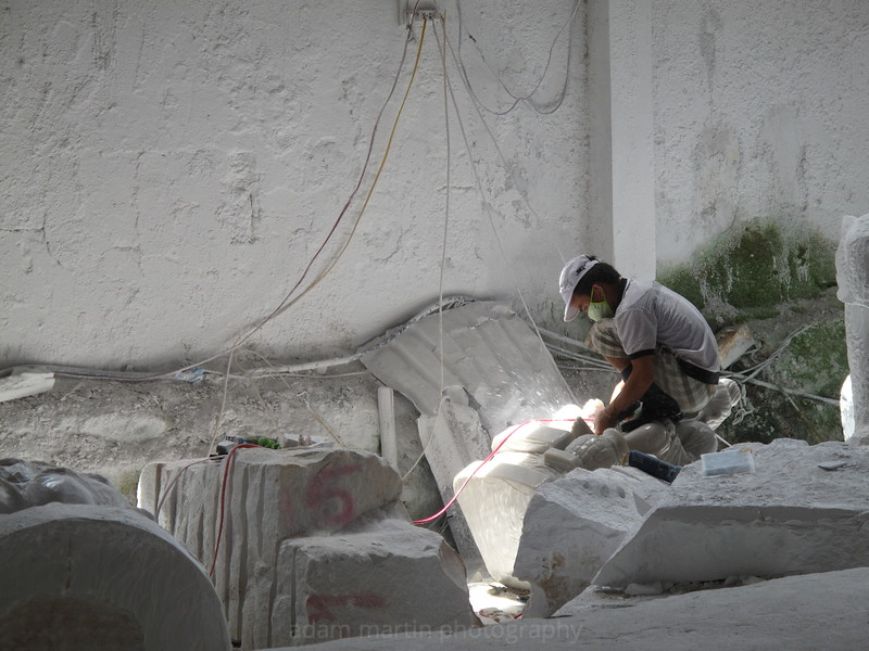 Marble Carving, Central Vietnam