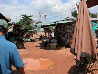 Lai Khe Market - East side of QL-13