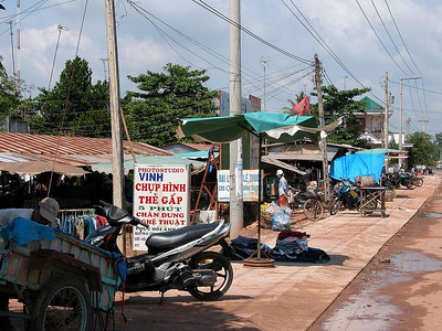 Lai Khe Market