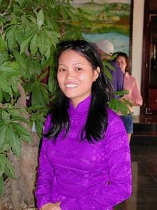 Most Beautiful Hue Girl