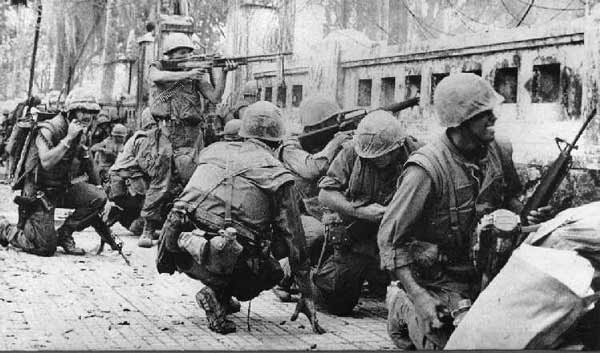 The Tet Offensive, which was the turning point of the war, took place during the weeks surrounding the New Year celebration in Vietnam.