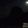 Halong Bay at night. Vietnam