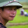 Mr Chau - Our local guide. he was no way as serious as he looks. North Vietnam
