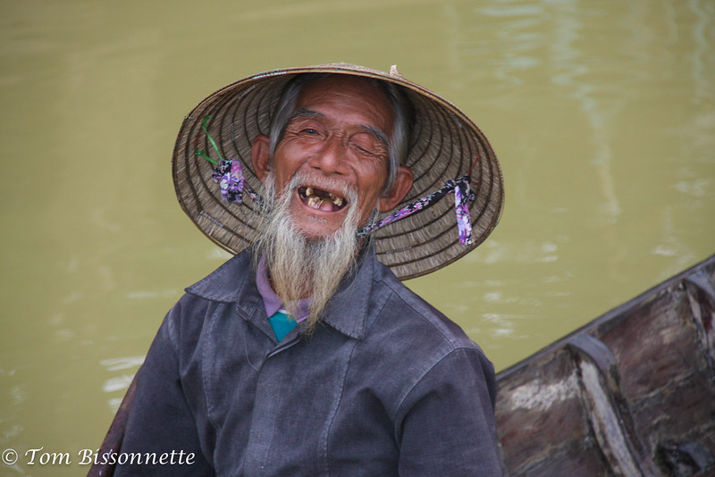 Old Man of Hoi An