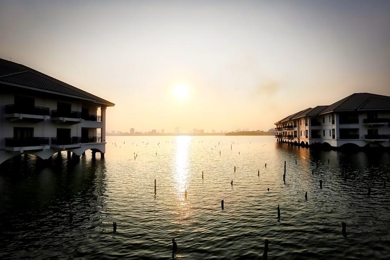 Hanoi - Sunset 0011