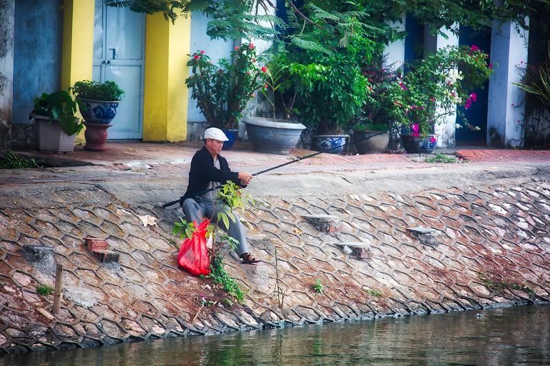 Hanoi - Fishing - 0011