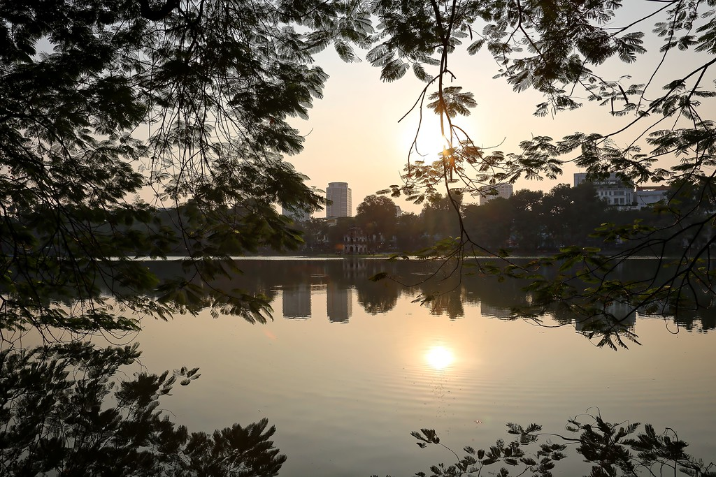 Hoàn Kiếm Lake - Hanoi